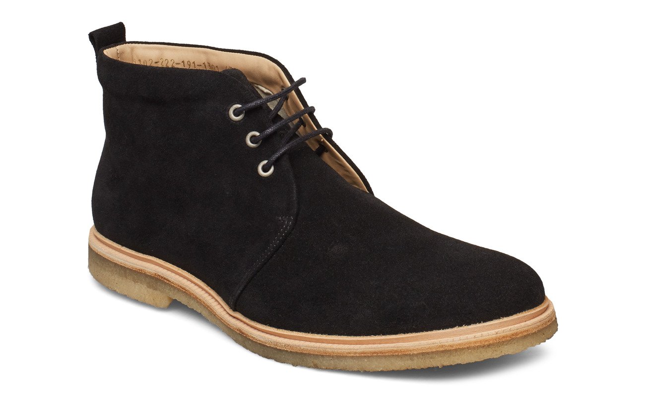 Cast Crepe Chukka Suede by Royal Republi Q