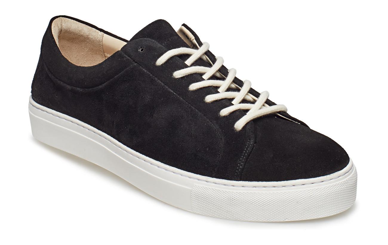 Royal RepubliQ Spartacus Suede Shoe - BLACK