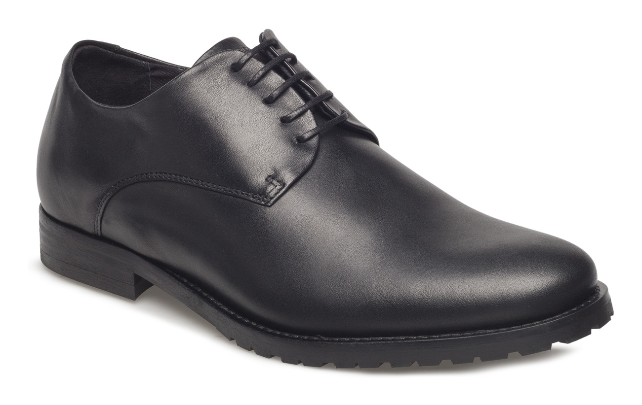 Royal RepubliQ Nano Derby Shoe - BLACK