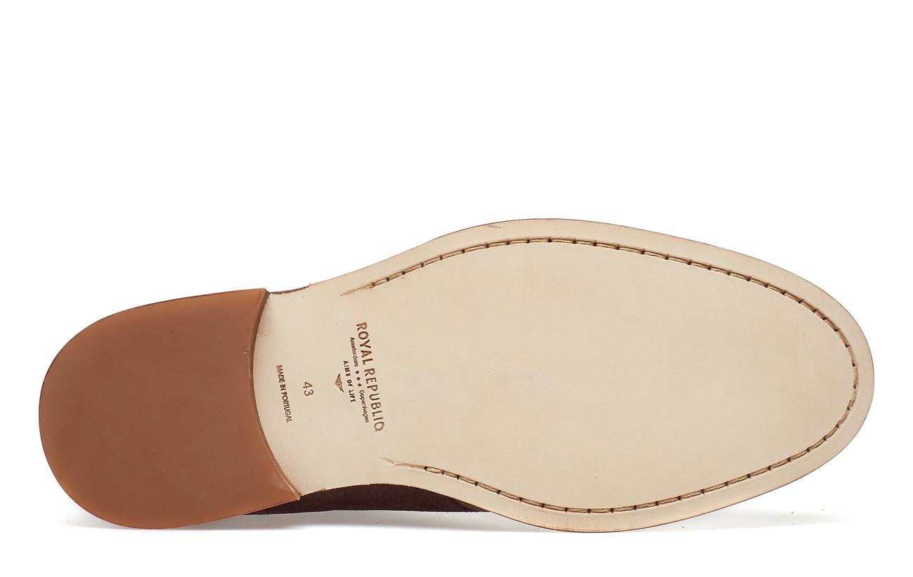 Black Daim Latex Alias Suede 75 Extérieure Semelle Classic Shoe Cuir Équipement 100 De Vache Doublure Royal Peau Intérieure Caoutchouc Republiq 25 Derby WA1BqvqpYw