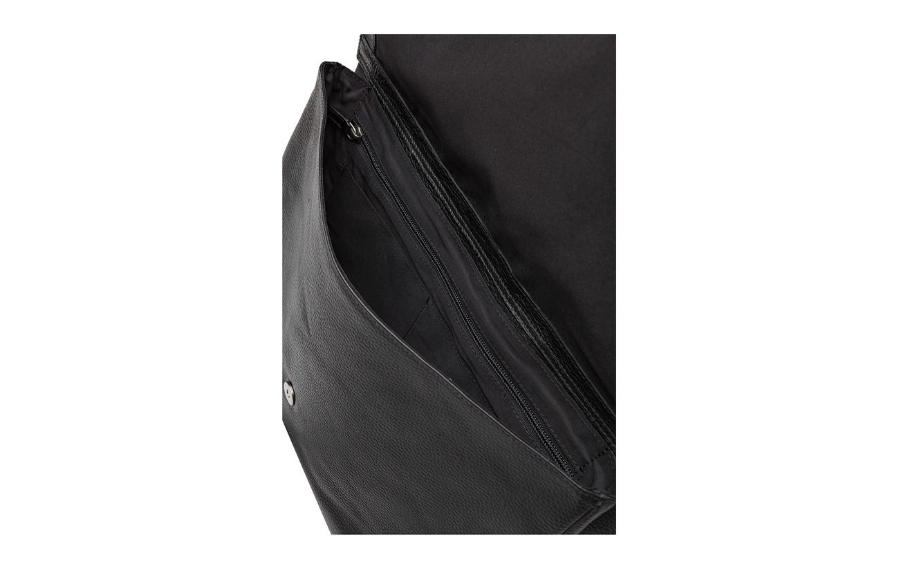 Coquille Linnig Royal Extérieure Messenger Polycotton Republiq Black Omega Cuir 100 Inner wwIBTaqH