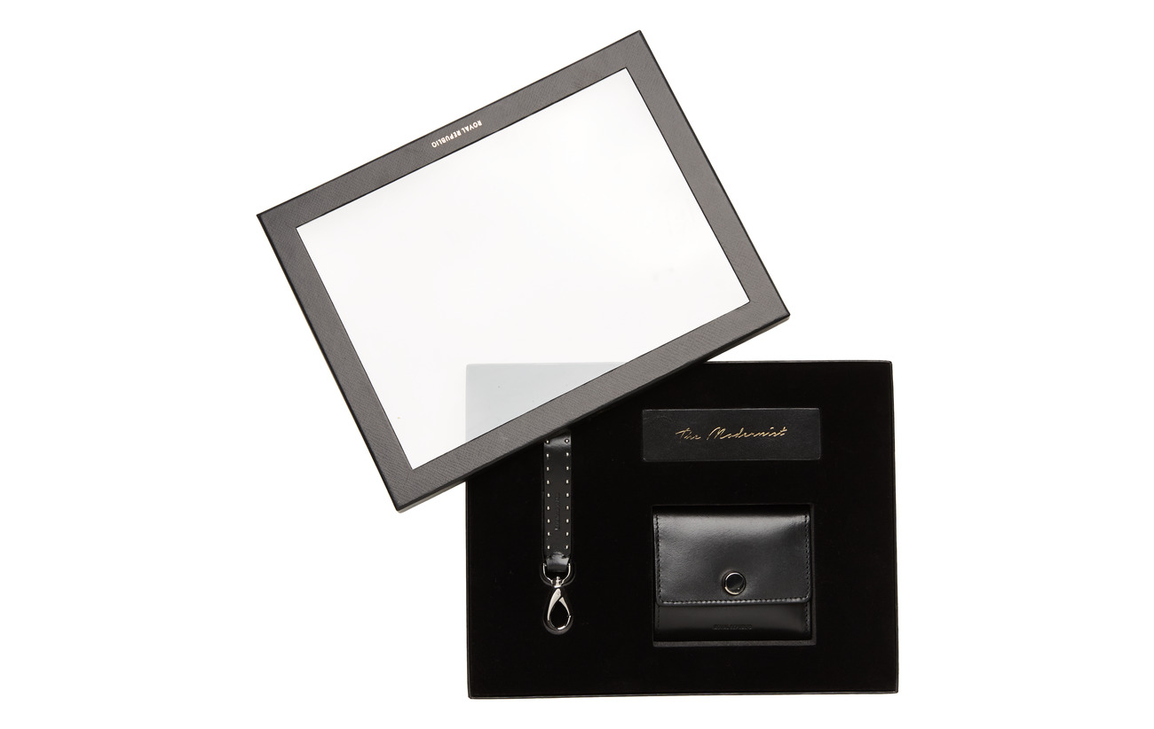 Royal RepubliQ The Modernist Gift Box - BLACK