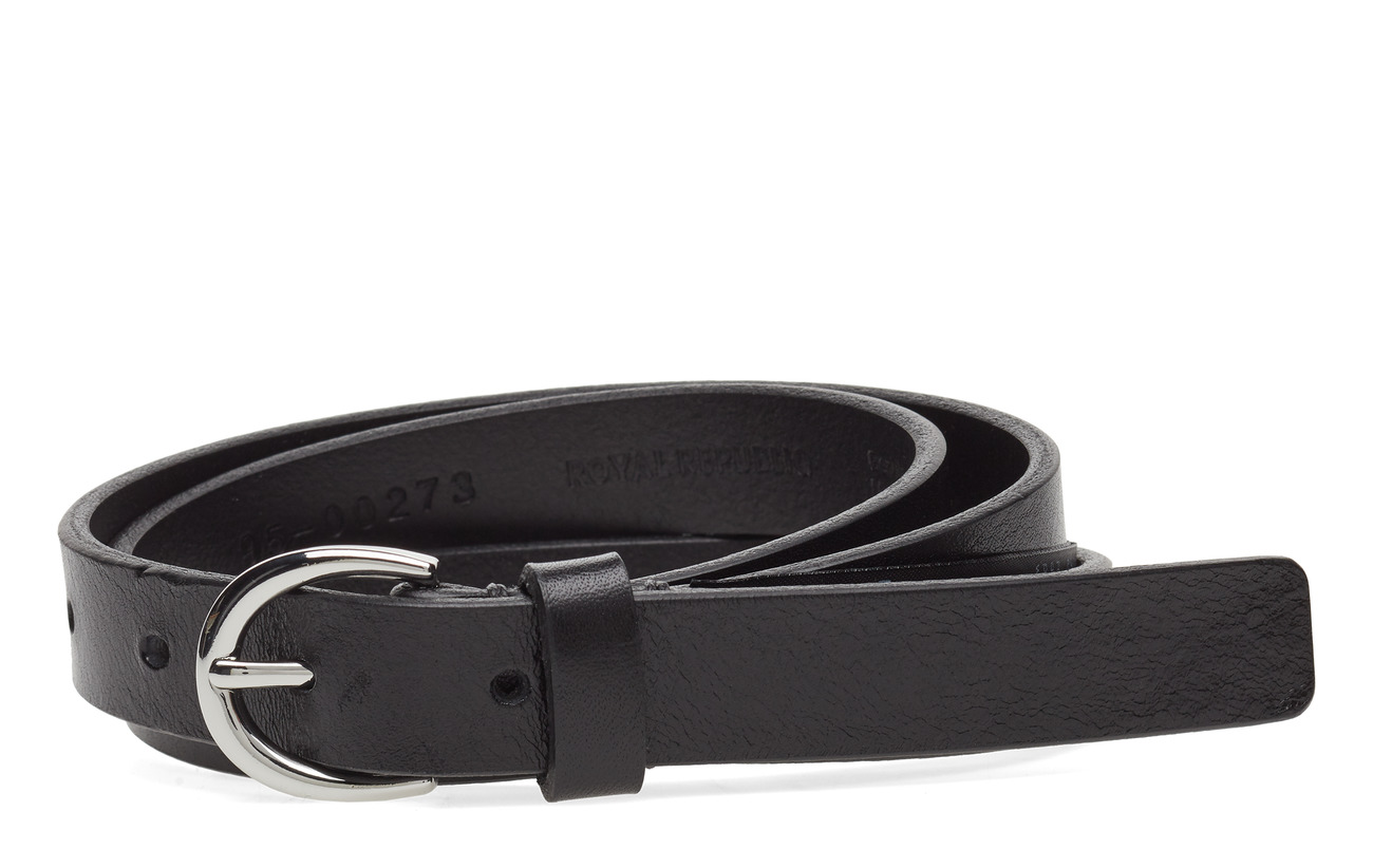 Royal RepubliQ Town Belt - BLACK
