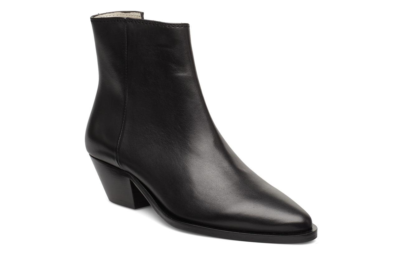 Royal RepubliQ Hunter Ankle Boot - BLACK