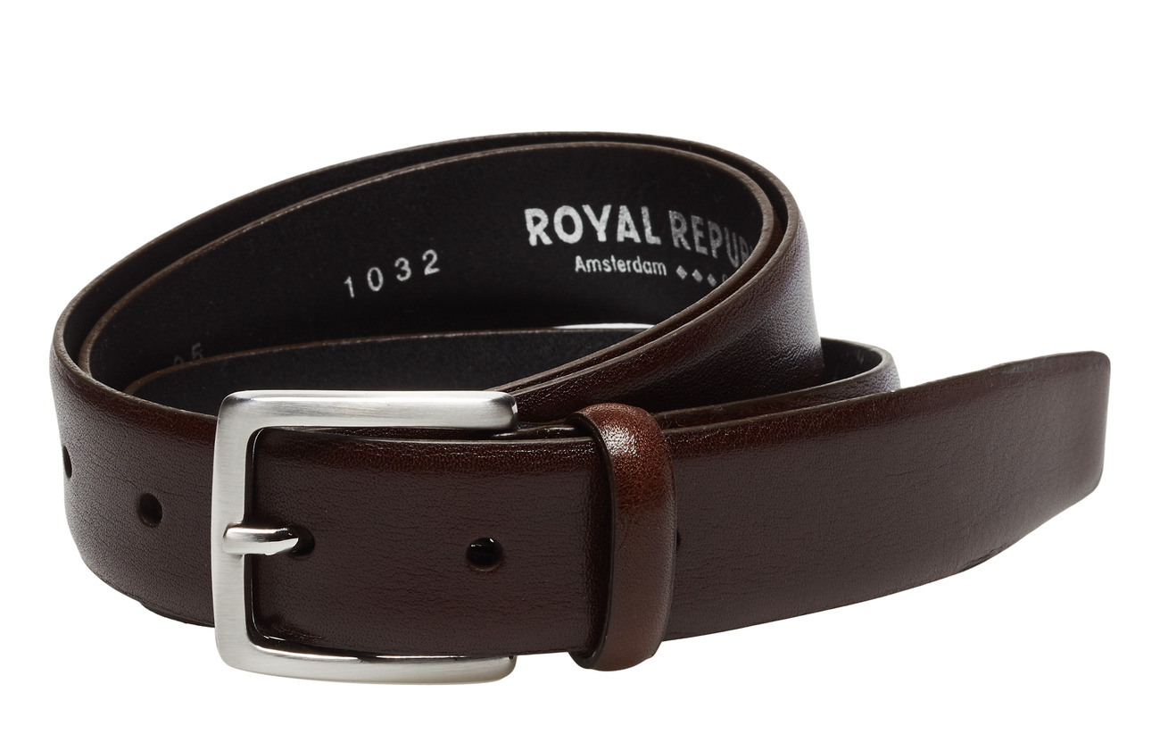 Royal RepubliQ Bel Belt ANA 3,0 cm - BROWN