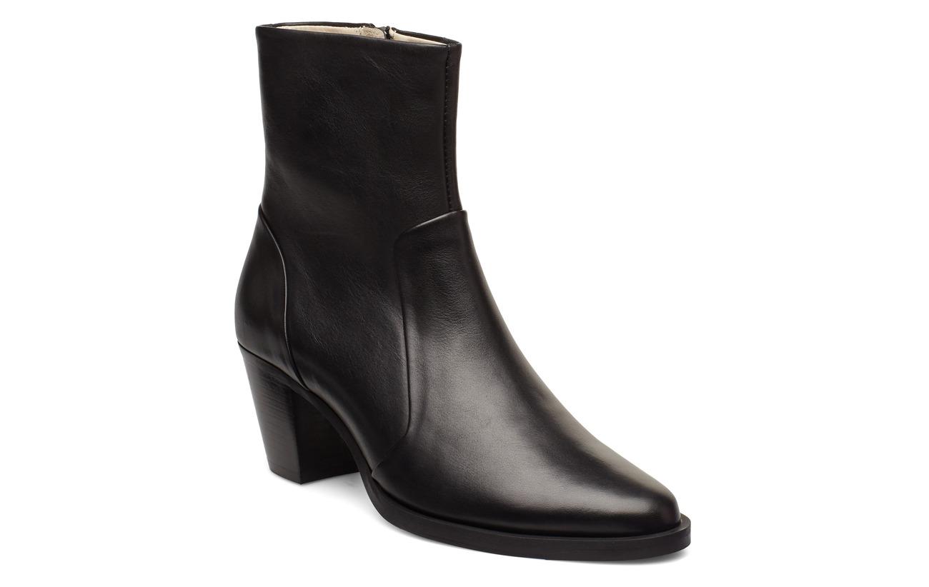 Royal RepubliQ Avenue Zip Boot - BLACK