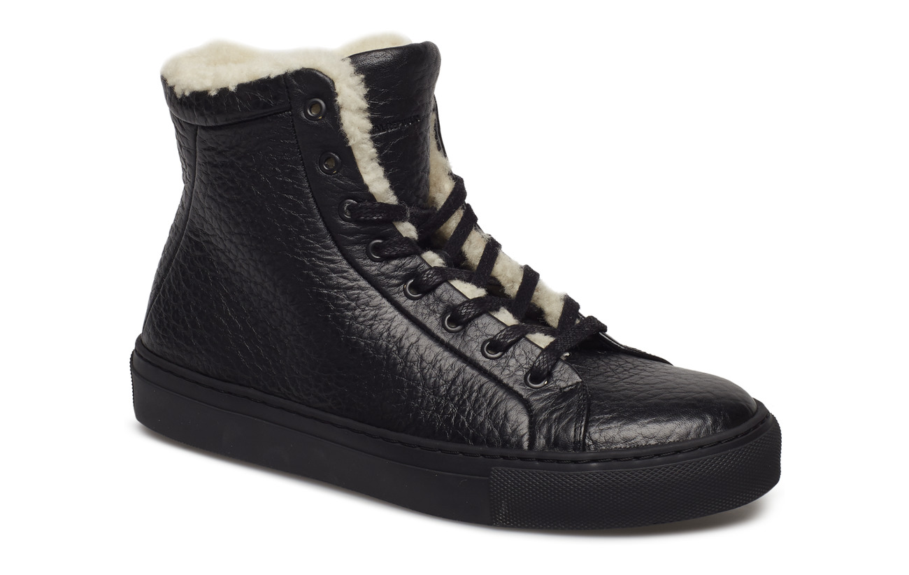 Royal RepubliQ Elpique Low Cut Rhino - BLACK