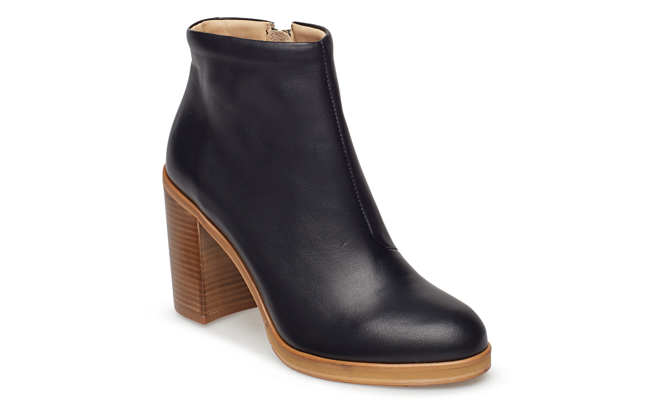Royal RepubliQ Bridge Zip Boot - BLACK