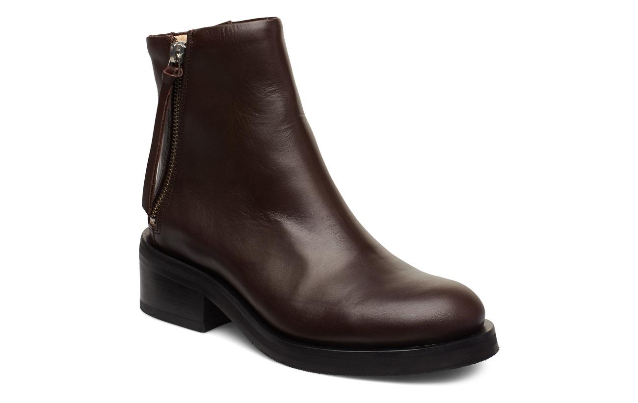 Royal RepubliQ District Ankle Boot - CHESTNUT