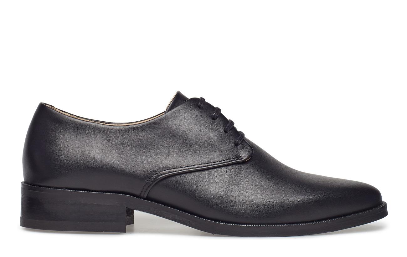 Republiq Prime Shoe Peau Doublure 100 Caoutchouc Tunit Équipement With De Intérieure Vache Semelle Derby Latex Extérieure 25 Black 75 Royal d5qWttn