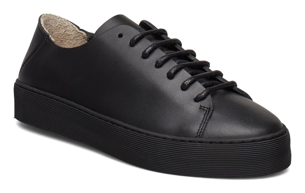 Royal RepubliQ Doric Derby Shoe - BLACK