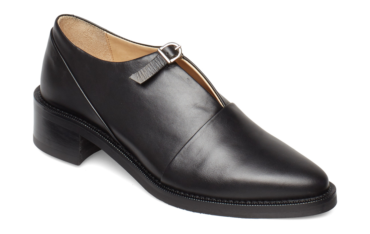 Royal RepubliQ Elite Monk Shoe - BLACK