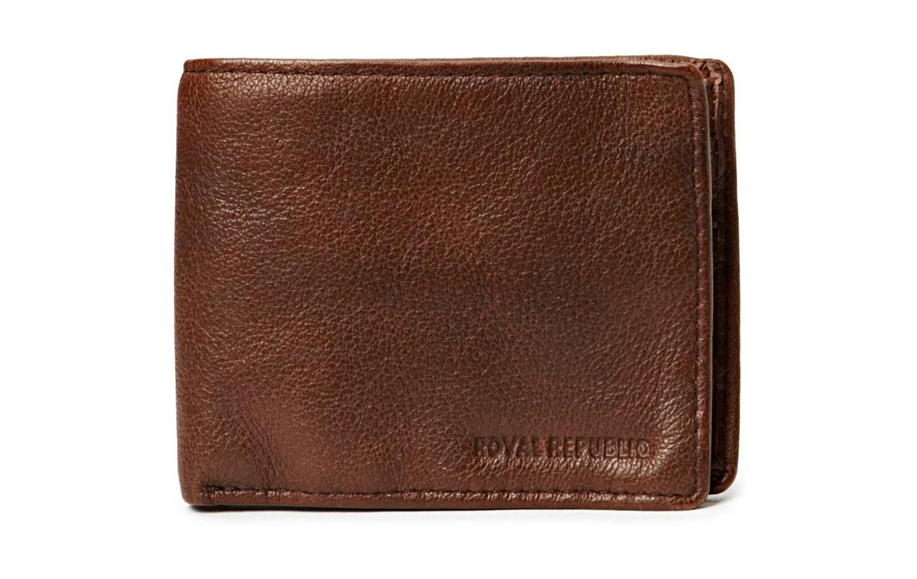 Royal RepubliQ Wayne Wallet - BROWN