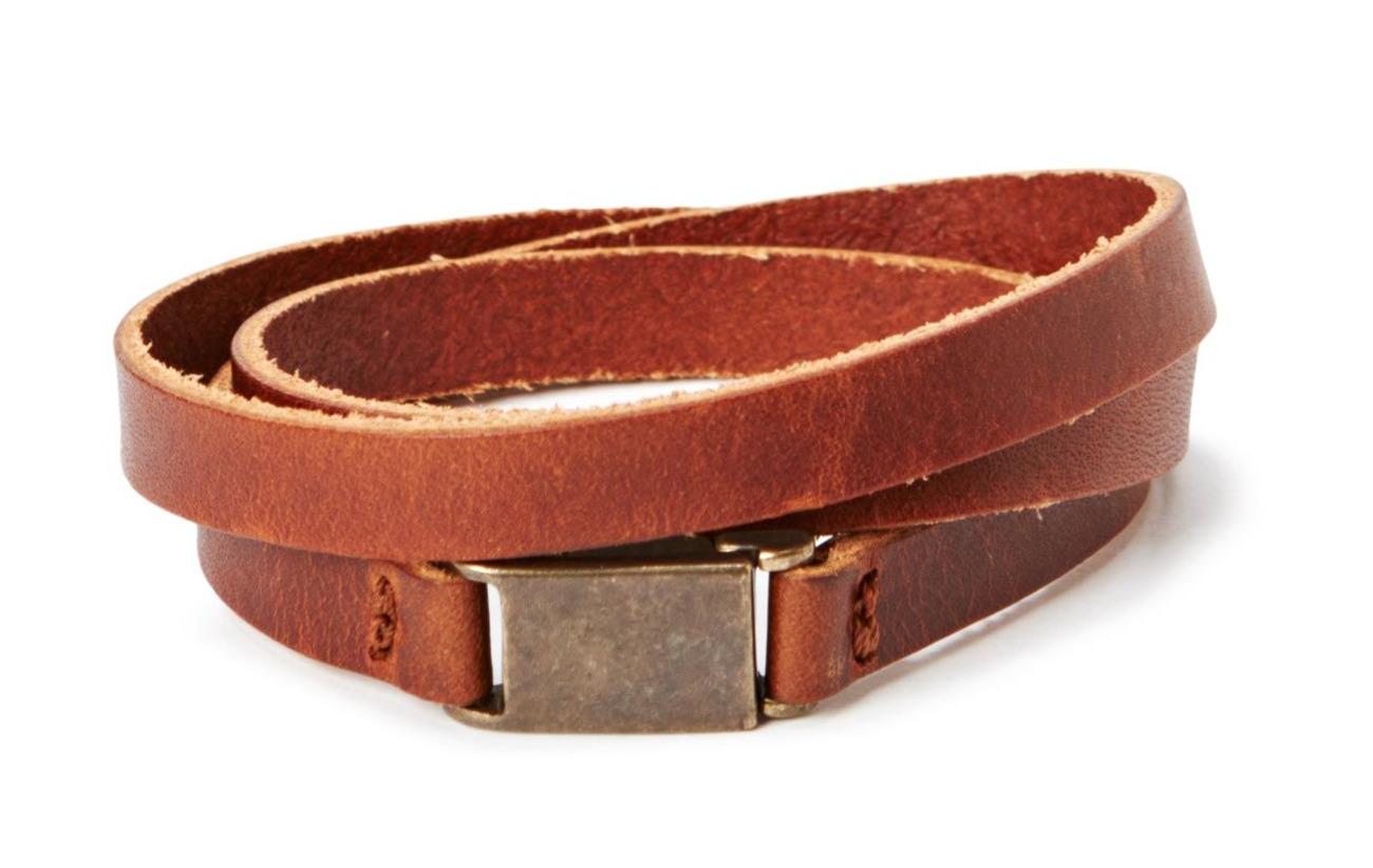 Royal RepubliQ Clip bracelet/cuff - COGNAC