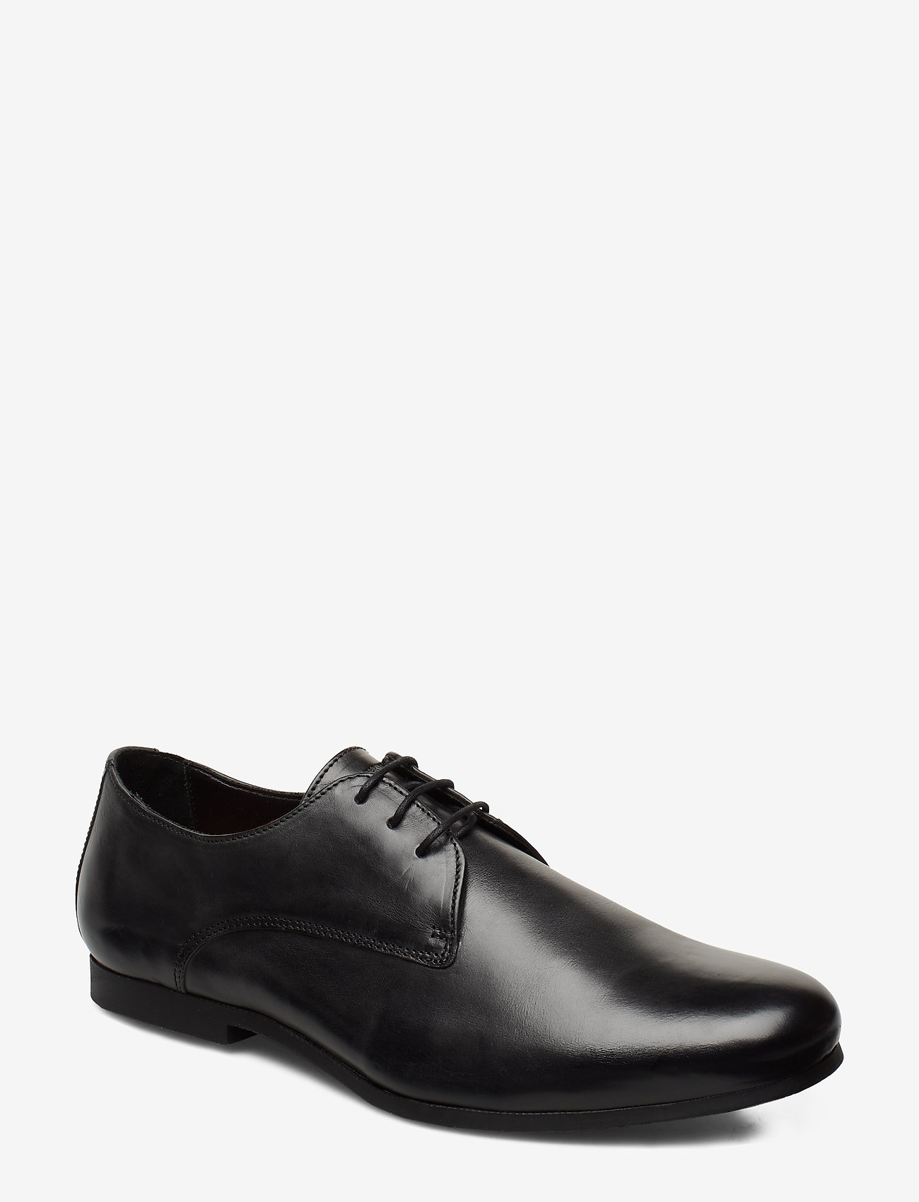 Royal RepubliQ - Cast derby shoe - schnürschuhe - black - 0