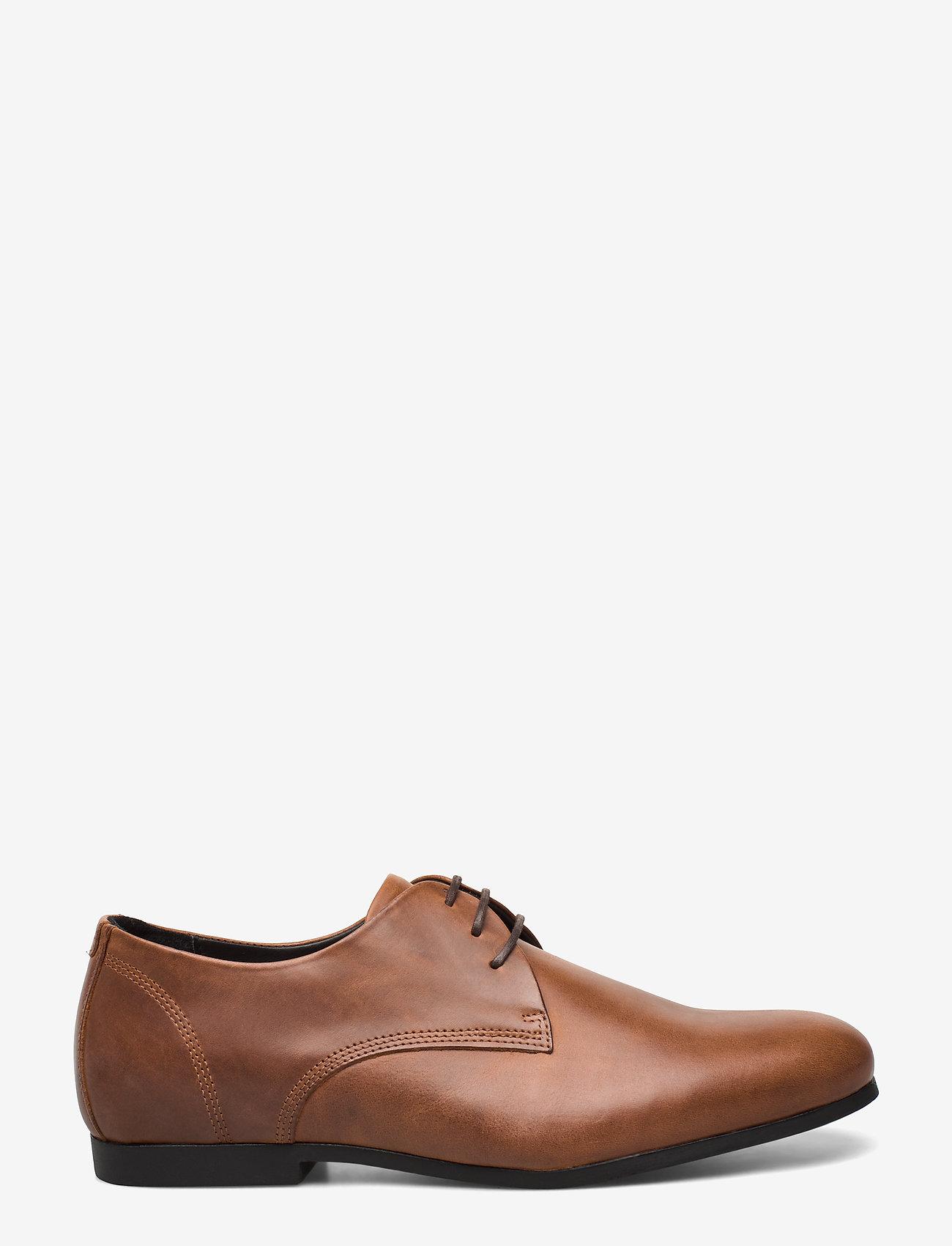 Royal RepubliQ - Cast derby shoe - snøresko - hazel brown - 1