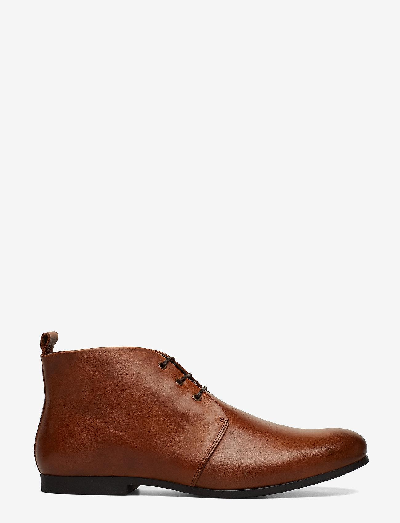 Royal RepubliQ - Cast derby midcut - desert boots - hazel brown - 1