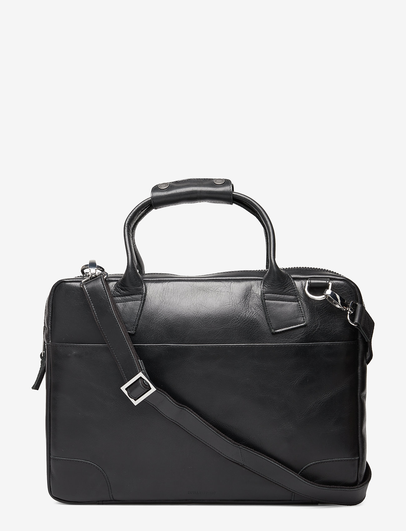 Royal RepubliQ - Nano single bag - laptop-tassen - black
