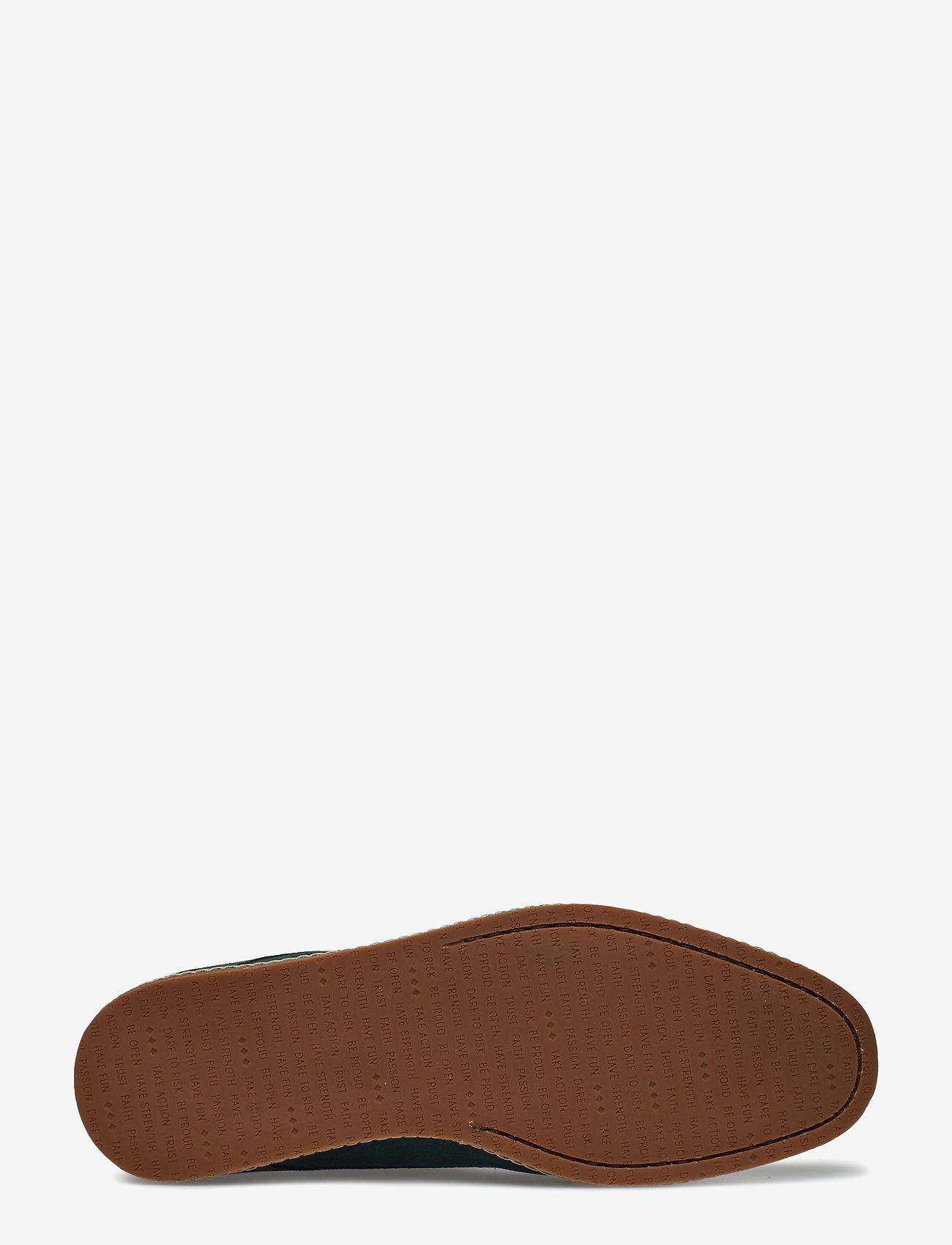 Royal RepubliQ Evo Derby Shoe Suede - Business GREEN - Schuhe Billige