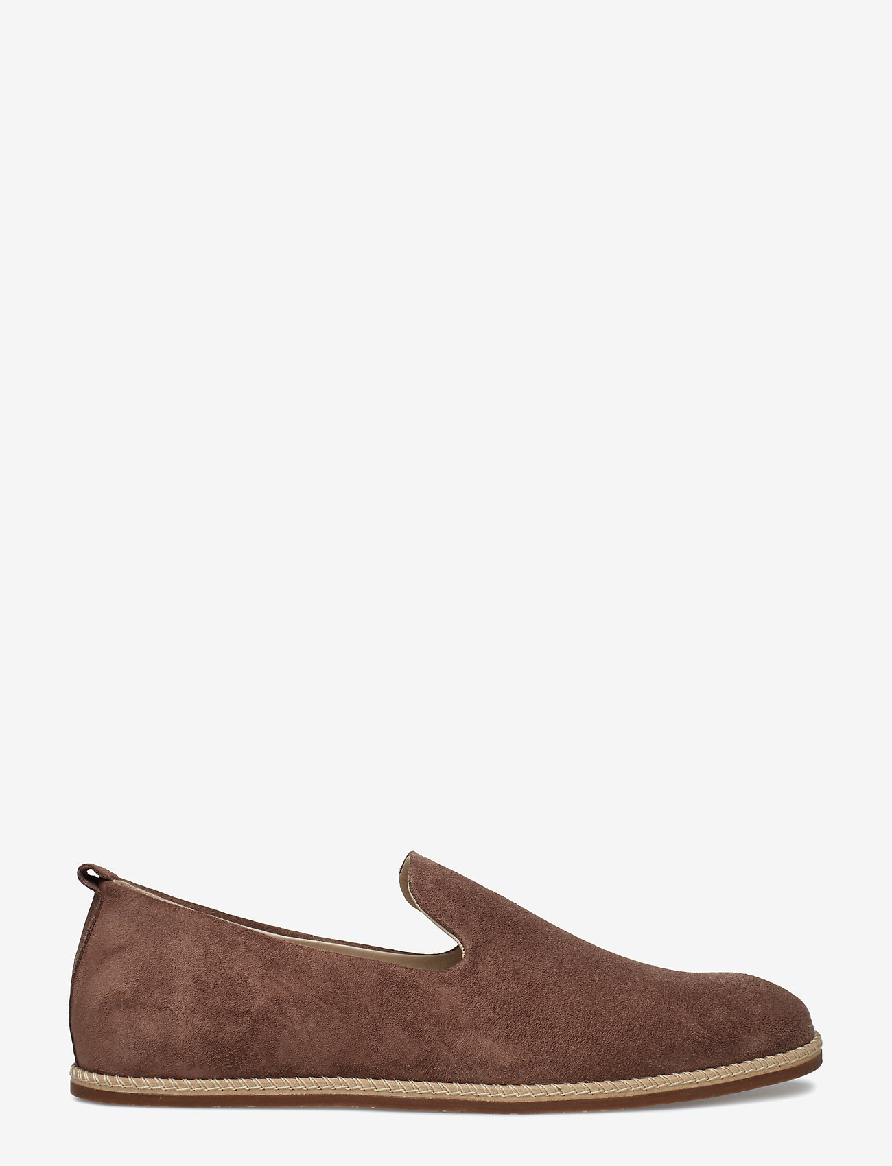 Royal RepubliQ Evo Loafer Suede - Loafers TAUPE - Schuhe Billige