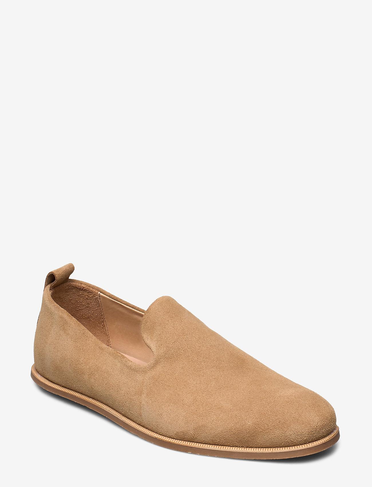 Royal RepubliQ - Evo Suede Loafer - loafers - camel - 0