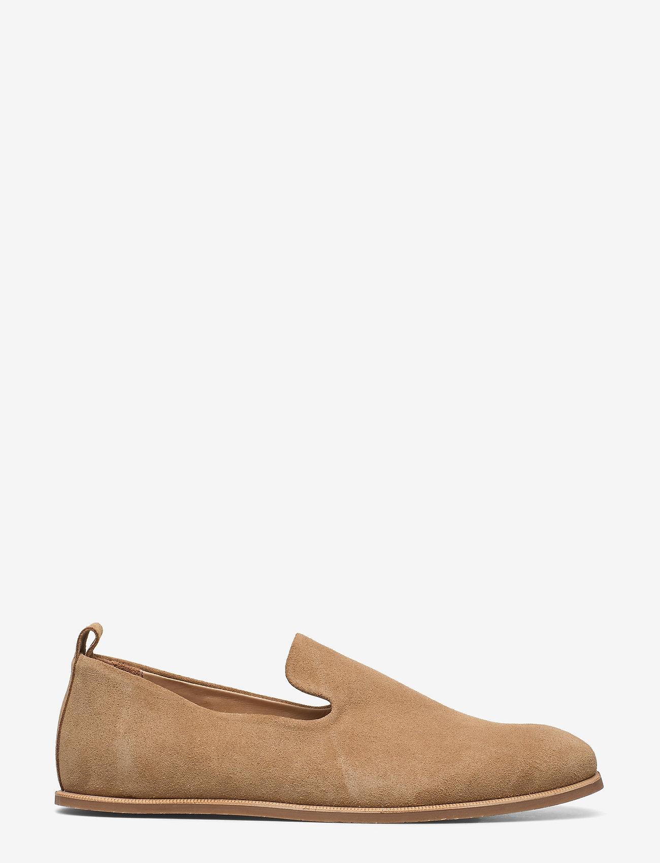 Royal RepubliQ - Evo Suede Loafer - loafers - camel - 1