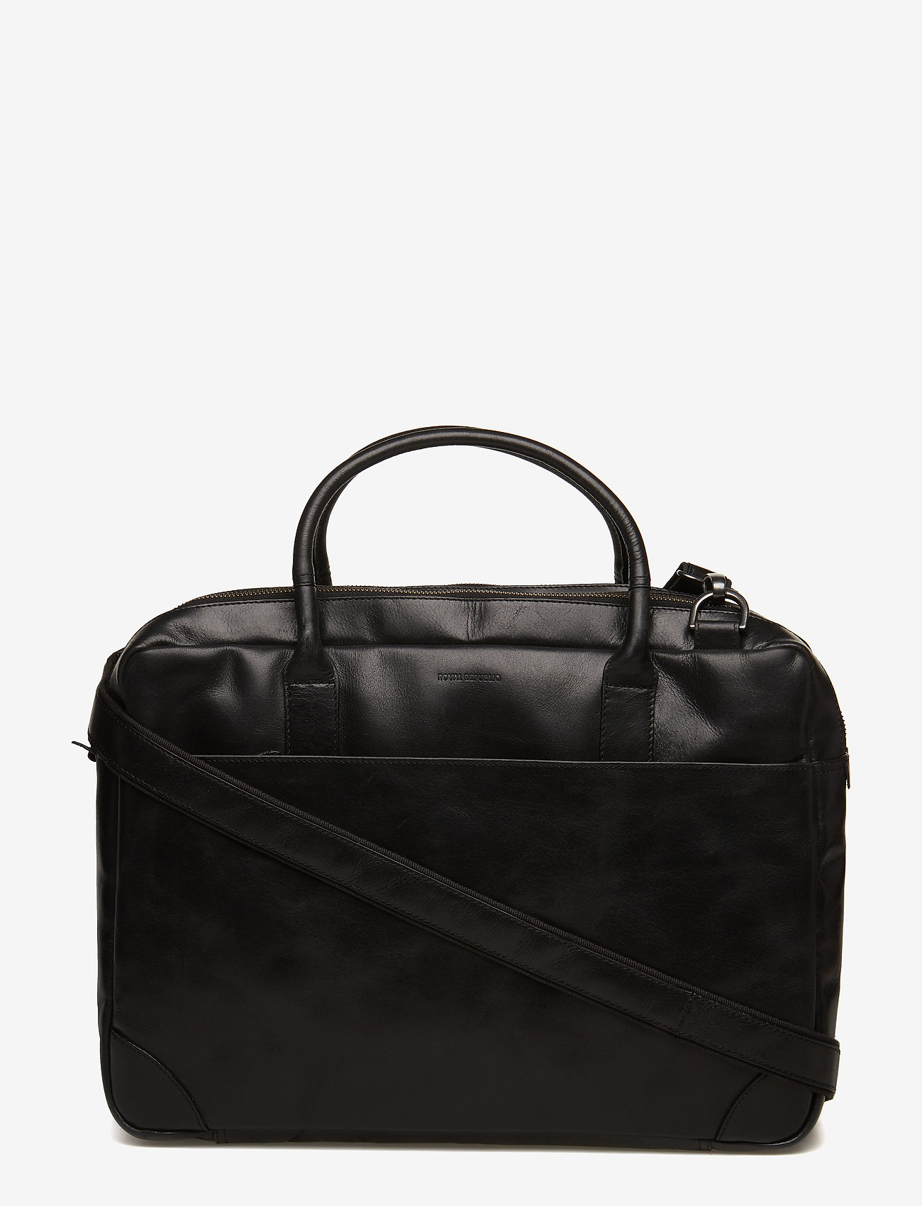 Royal RepubliQ - Explorer laptop bag double - laptop-tassen - black
