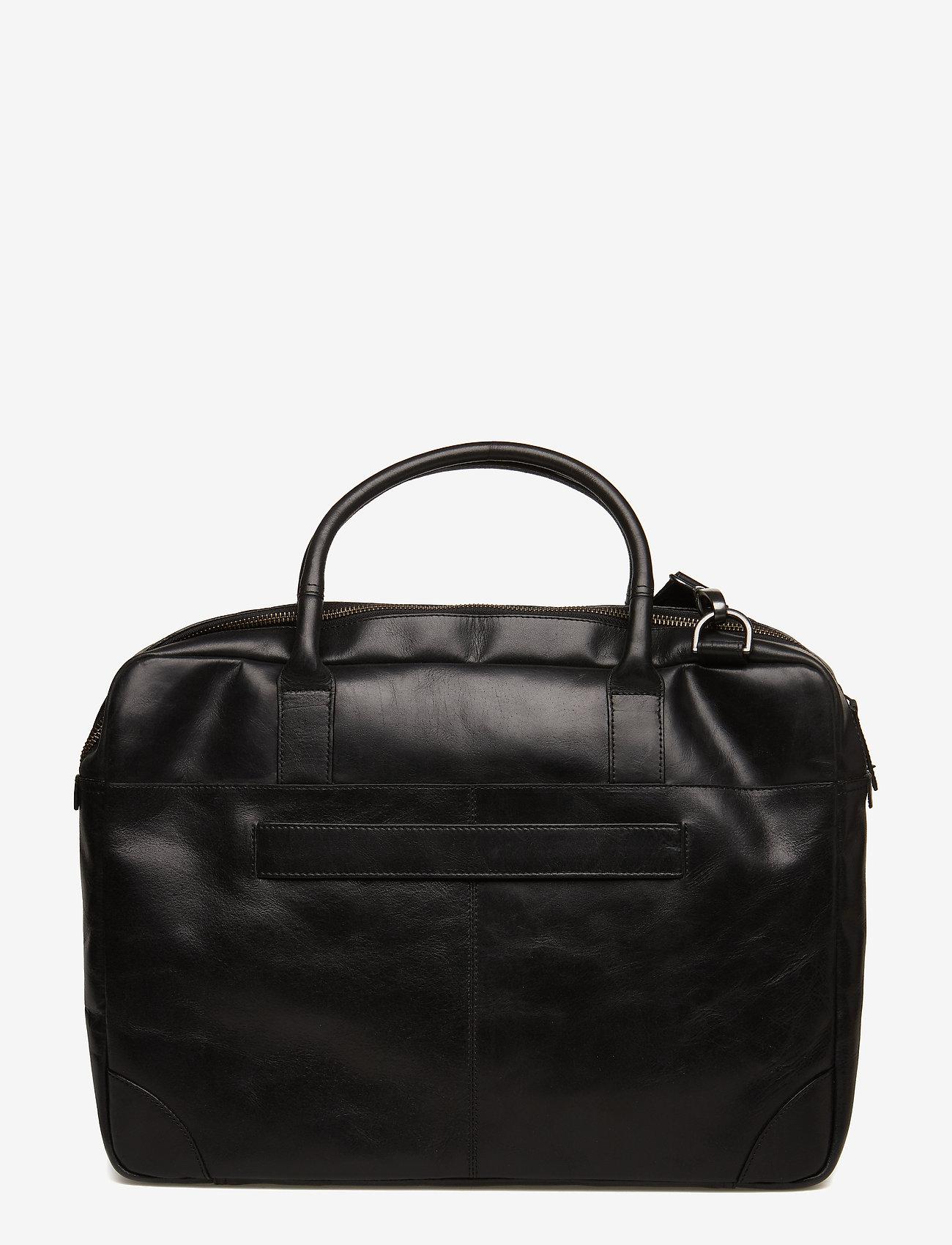 Royal RepubliQ - Explorer laptop bag double - laptoptaschen - black - 1