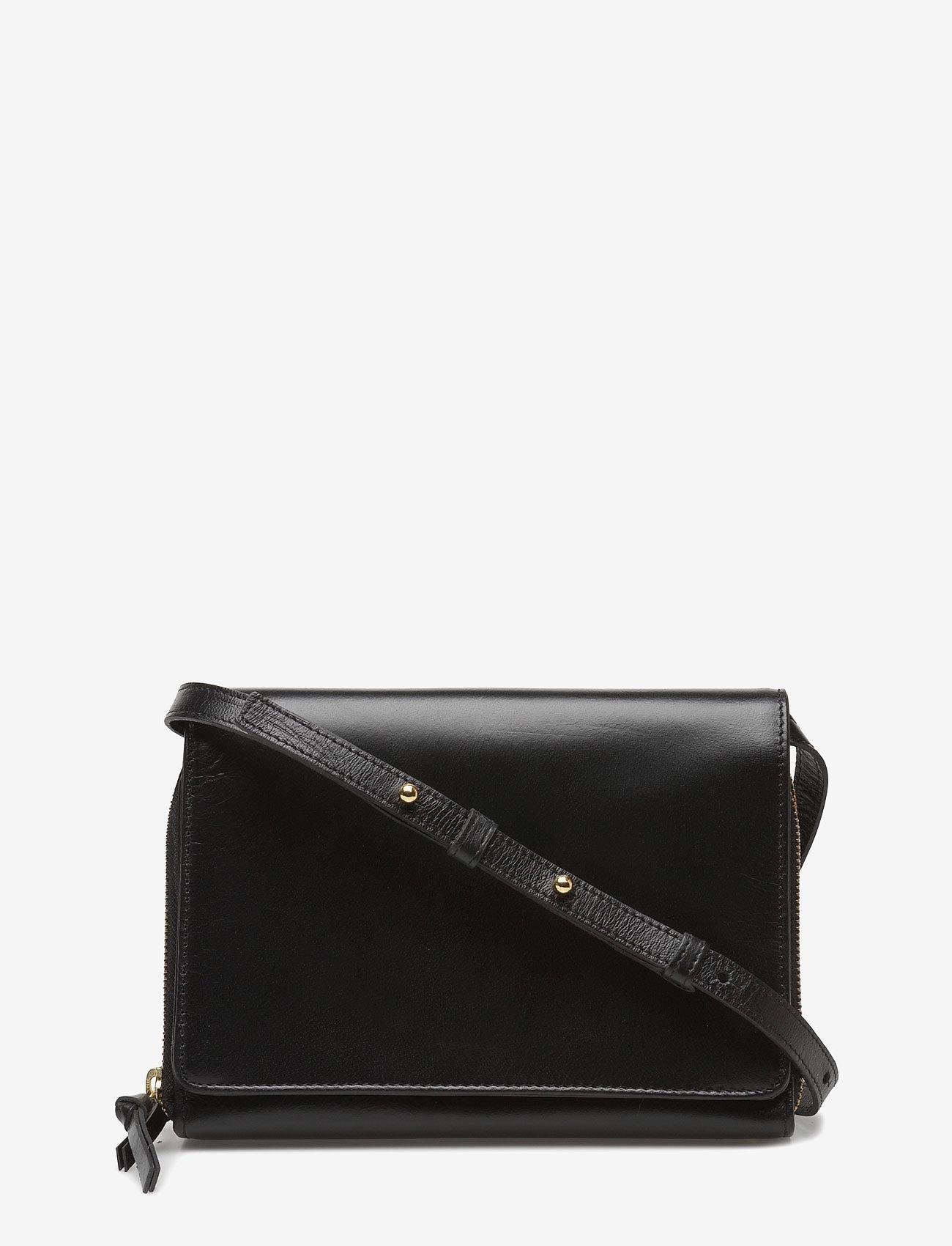 Royal RepubliQ - Raf eve bag - axelremsväskor - black
