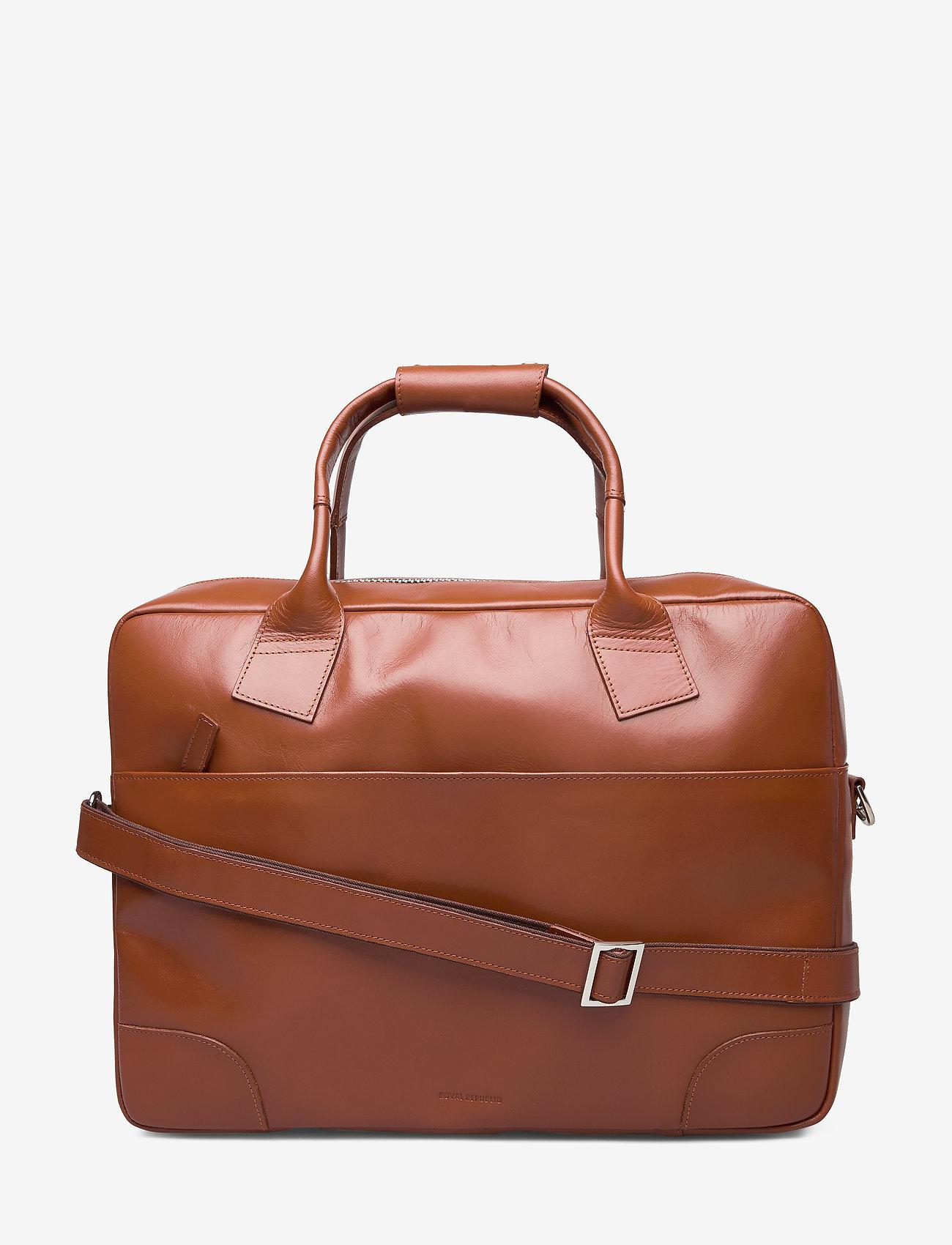 Royal RepubliQ - Nano Day Bag - laptoptassen - cognac - 0