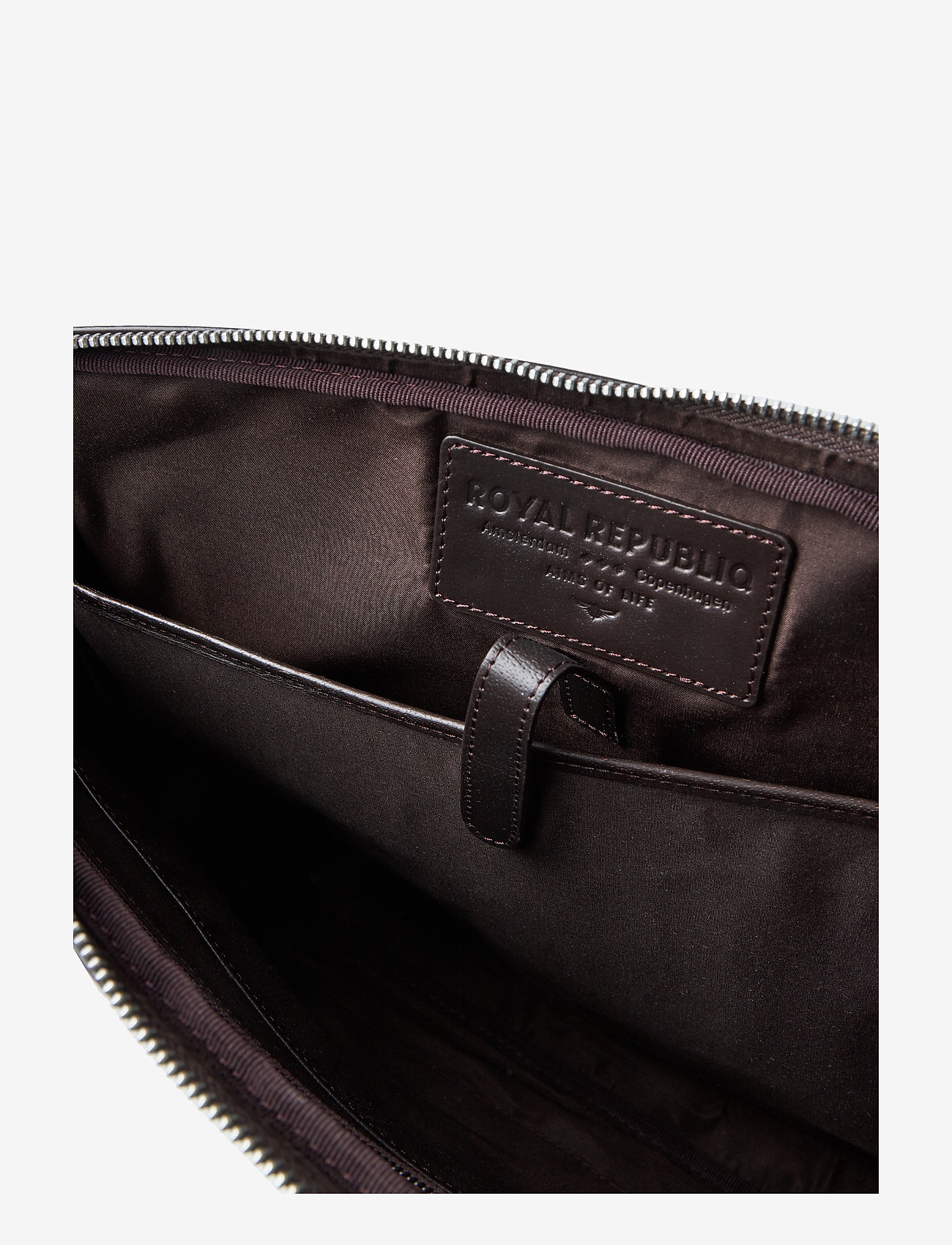 Royal Republiq Tenacity Laptop Bag - Laptop-väskor Brown