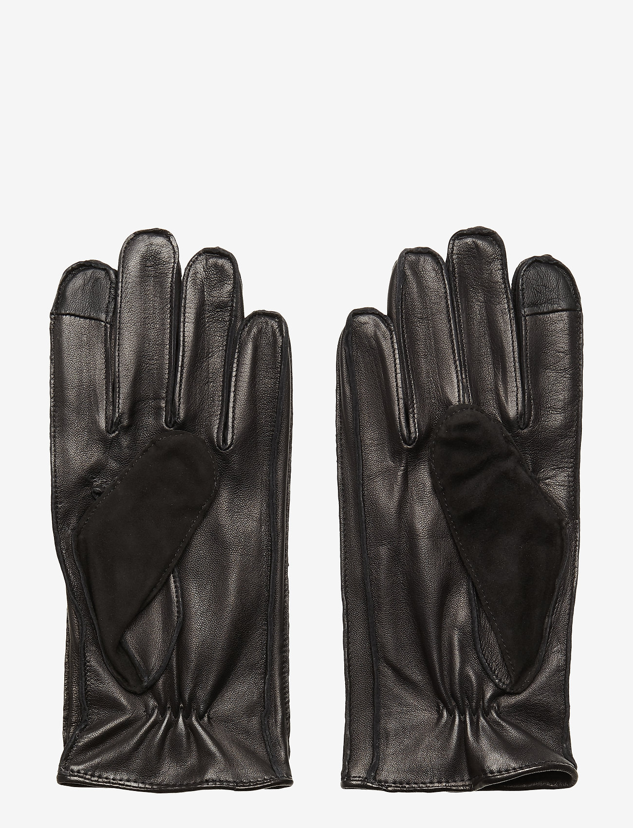 Royal RepubliQ - Nano Raw Suede Touch Gloves - rękawiczki - black - 1