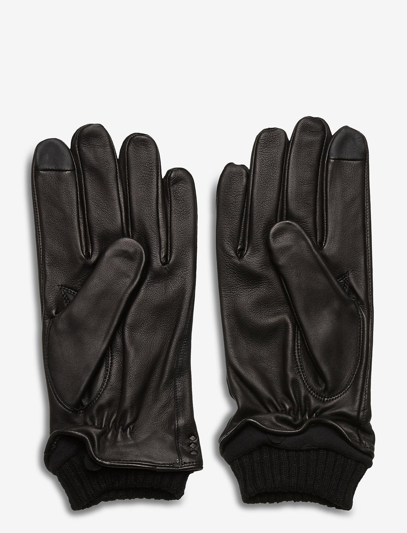 Royal RepubliQ - Bond Gloves Touch - gants - black - 1