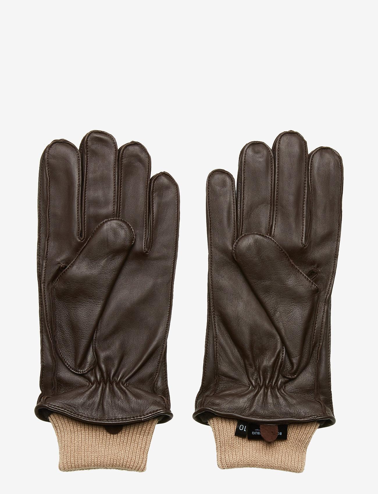 Royal RepubliQ - Explorer Gloves Men - rękawiczki - chestnut - 1