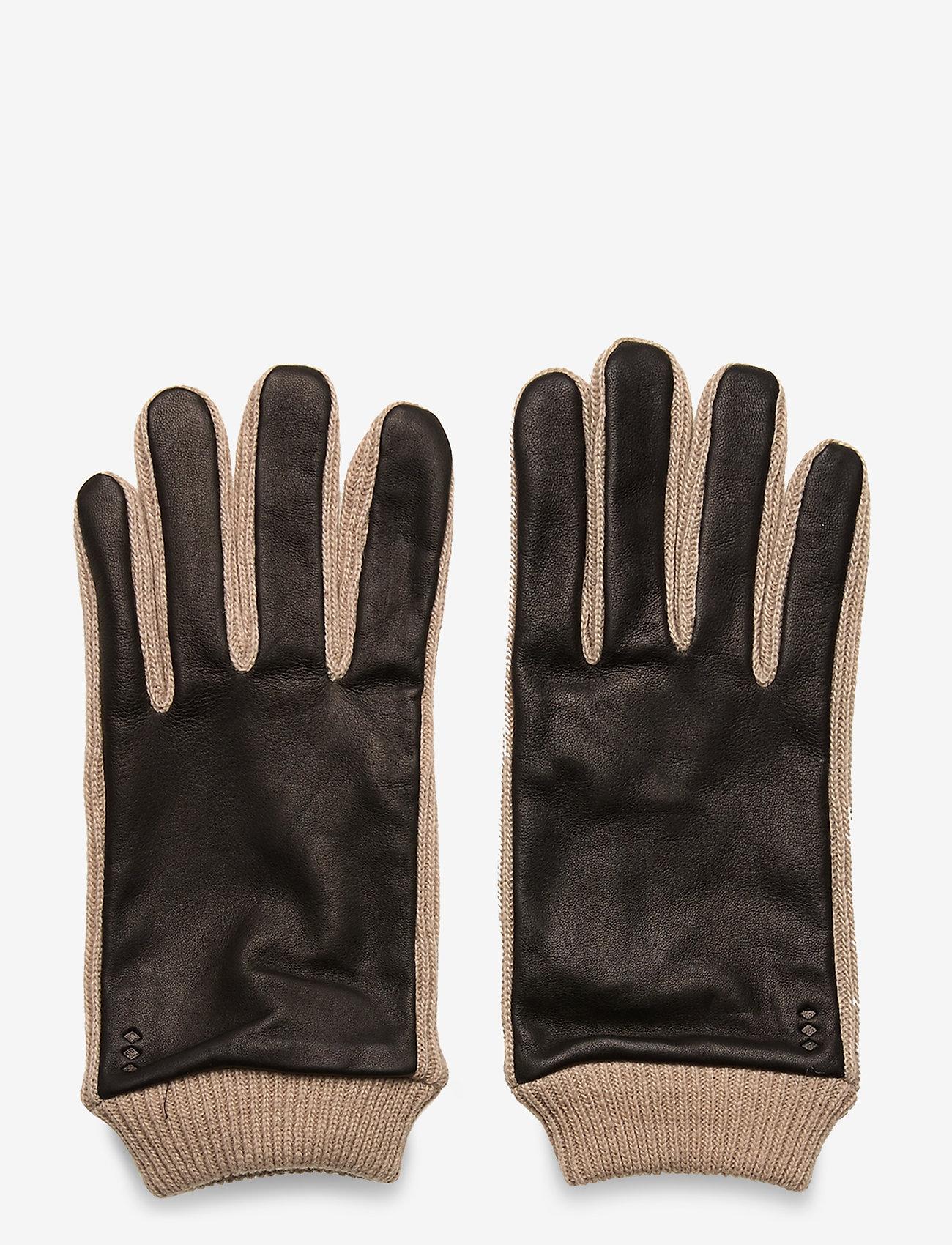 Royal RepubliQ - TediQ Gloves Touch - hanskat - black - 0