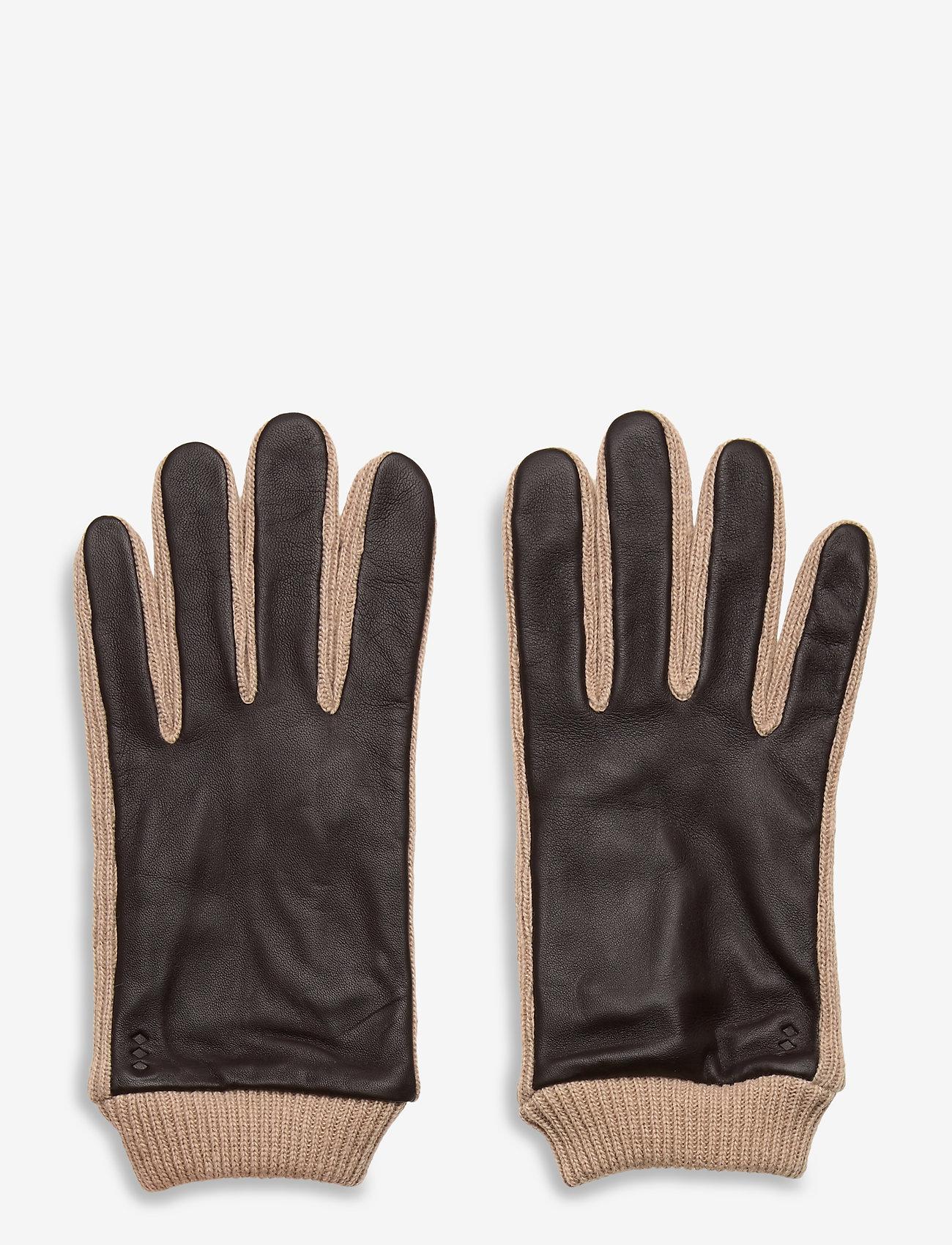 Royal RepubliQ - TediQ Gloves Touch - hanskat - brown - 0