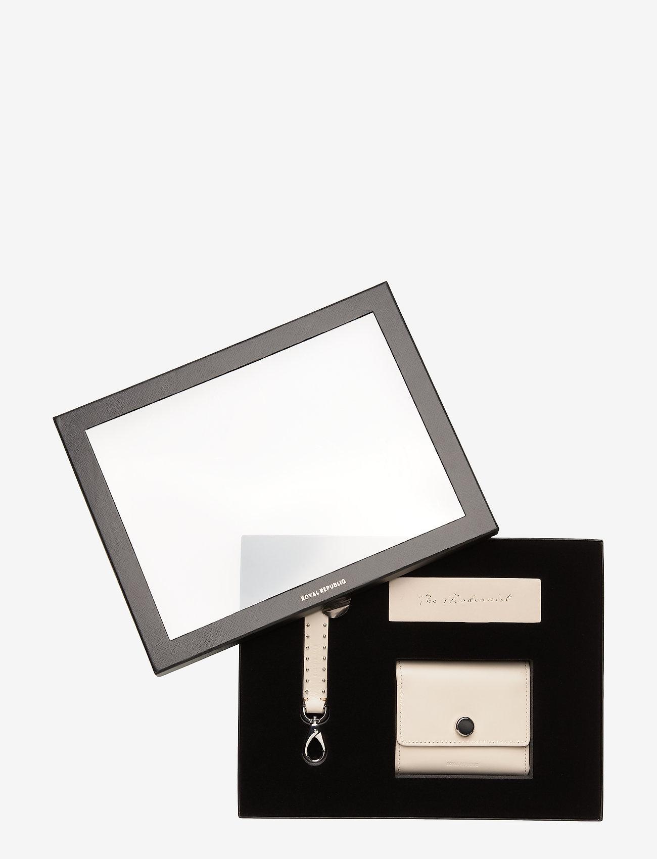 Royal RepubliQ - The Modernist Gift Box 194 - matkatarvikkeet - sand - 0