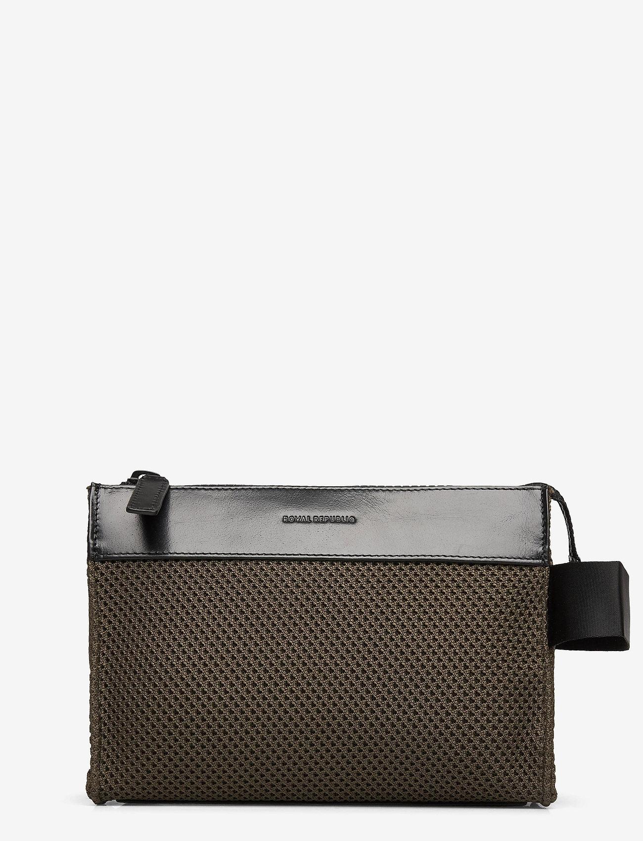 Royal RepubliQ - Sprint Washbag - tassen - olive - 0