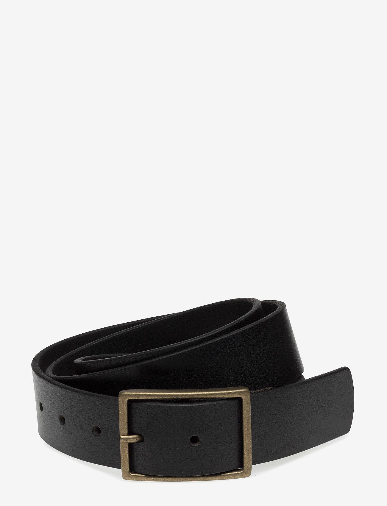 Royal RepubliQ - New Lava Belt - vyöt - black - 0