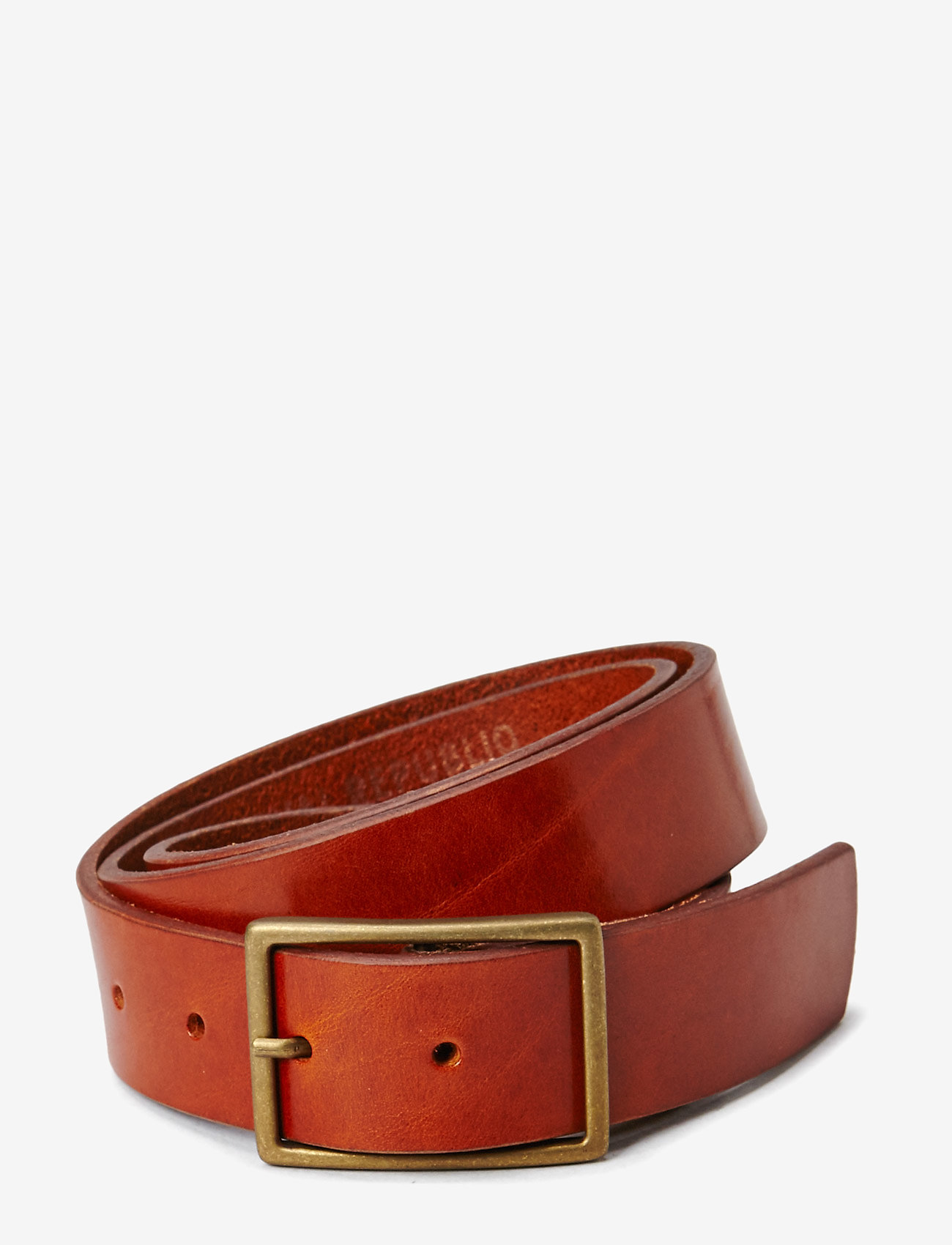 Royal RepubliQ - New Lava Belt - classic belts - cognac - 0