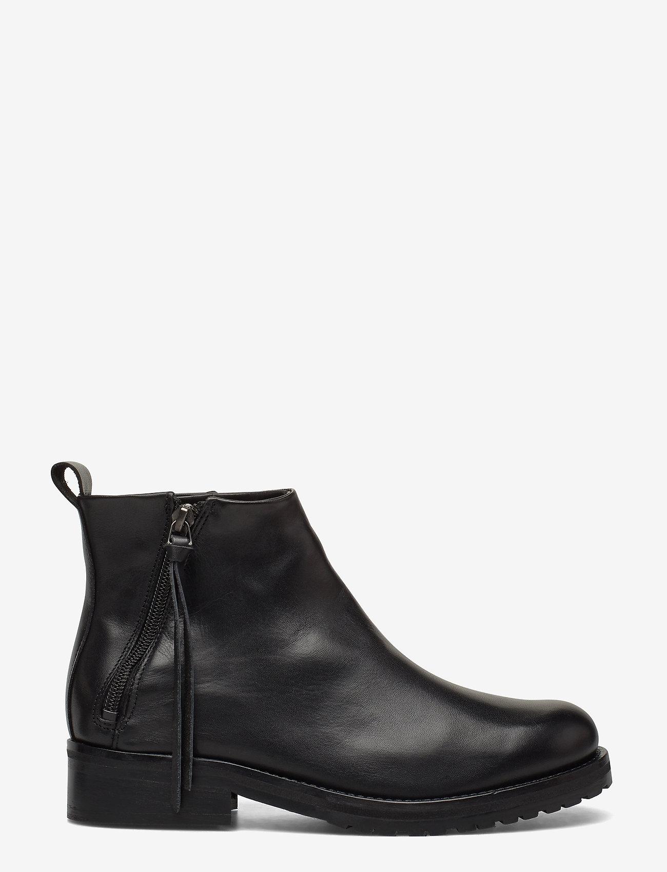 Royal RepubliQ - Ave Ankle Boot - Black - wysoki obcas - black - 1