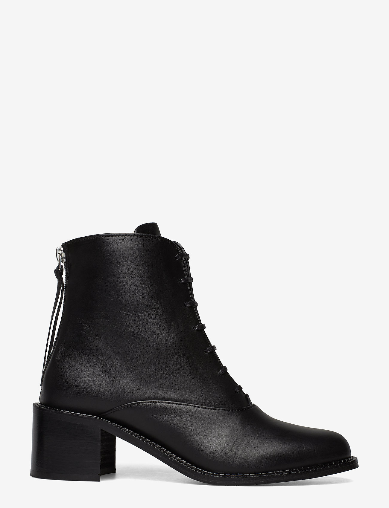 Royal RepubliQ - Town Lace Up Boot - korolliset nilkkurit - black