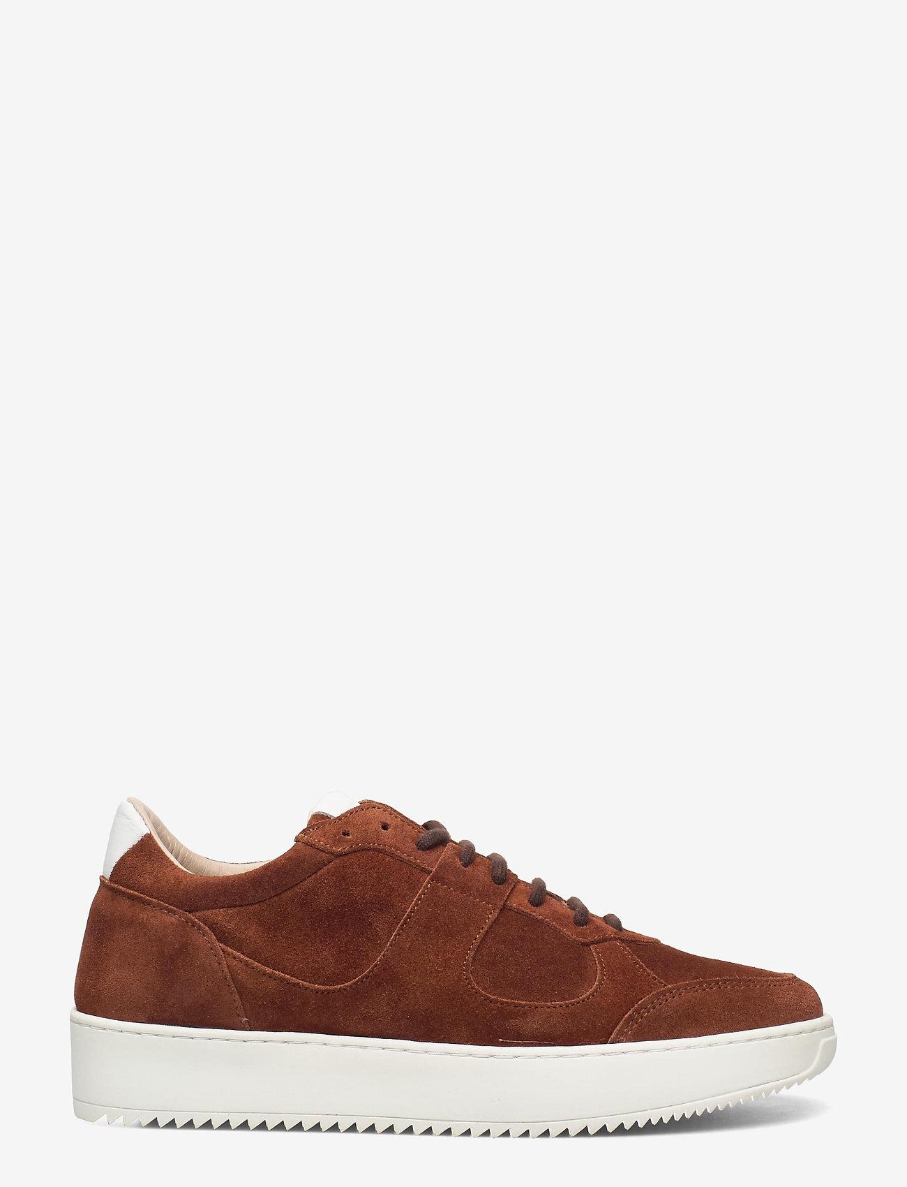 Royal RepubliQ - Bolt Oxford Shoe Suede 195 - sneakersy niskie - tan - 1