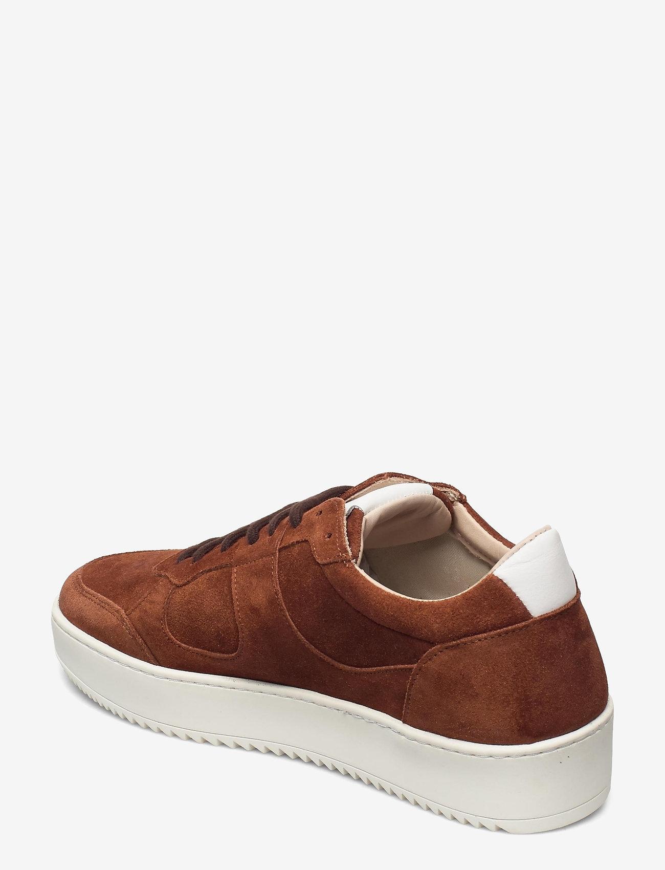 Royal RepubliQ - Bolt Oxford Shoe Suede 195 - sneakersy niskie - tan - 2