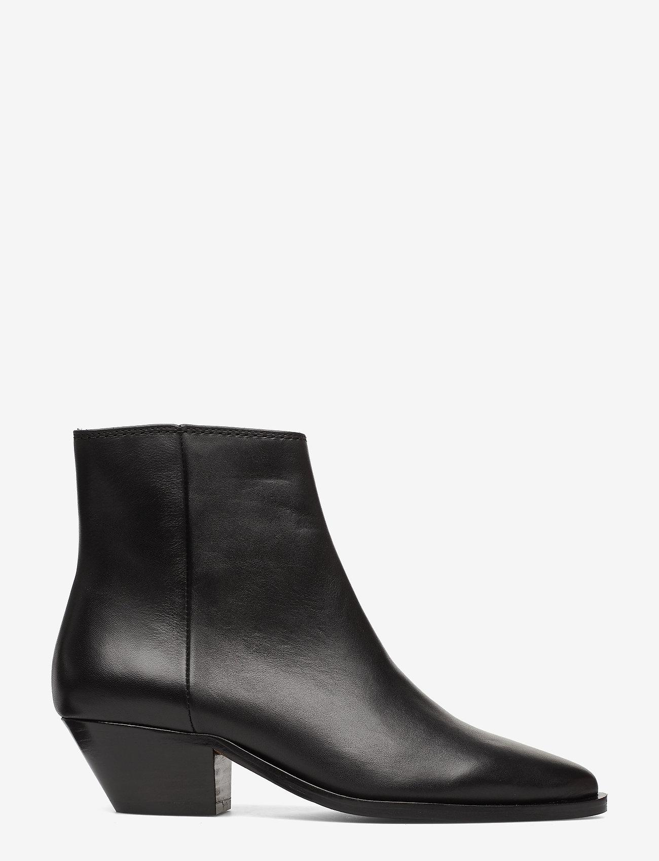 Royal RepubliQ - Hunter Ankle Boot - korolliset nilkkurit - black