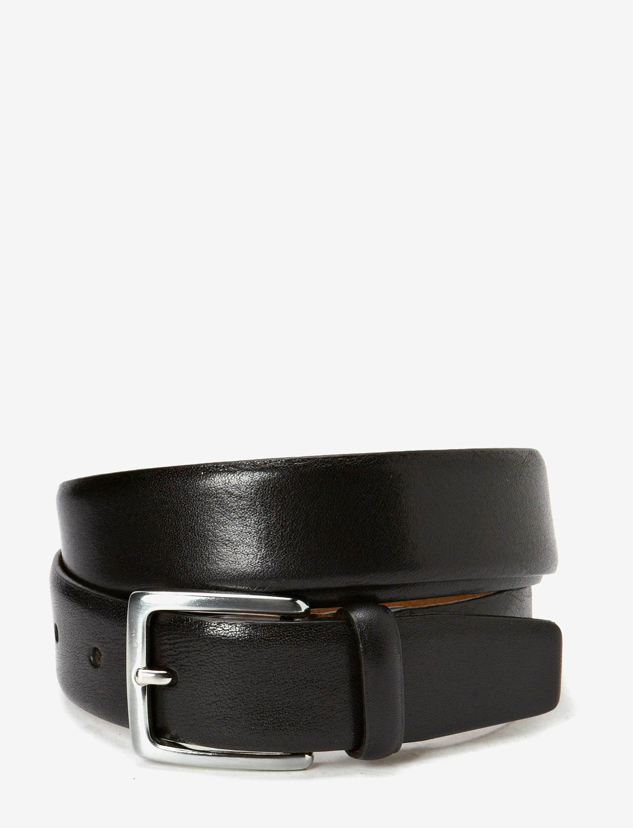 Royal RepubliQ - Bel Belt ANA 3,0 cm - classic belts - black