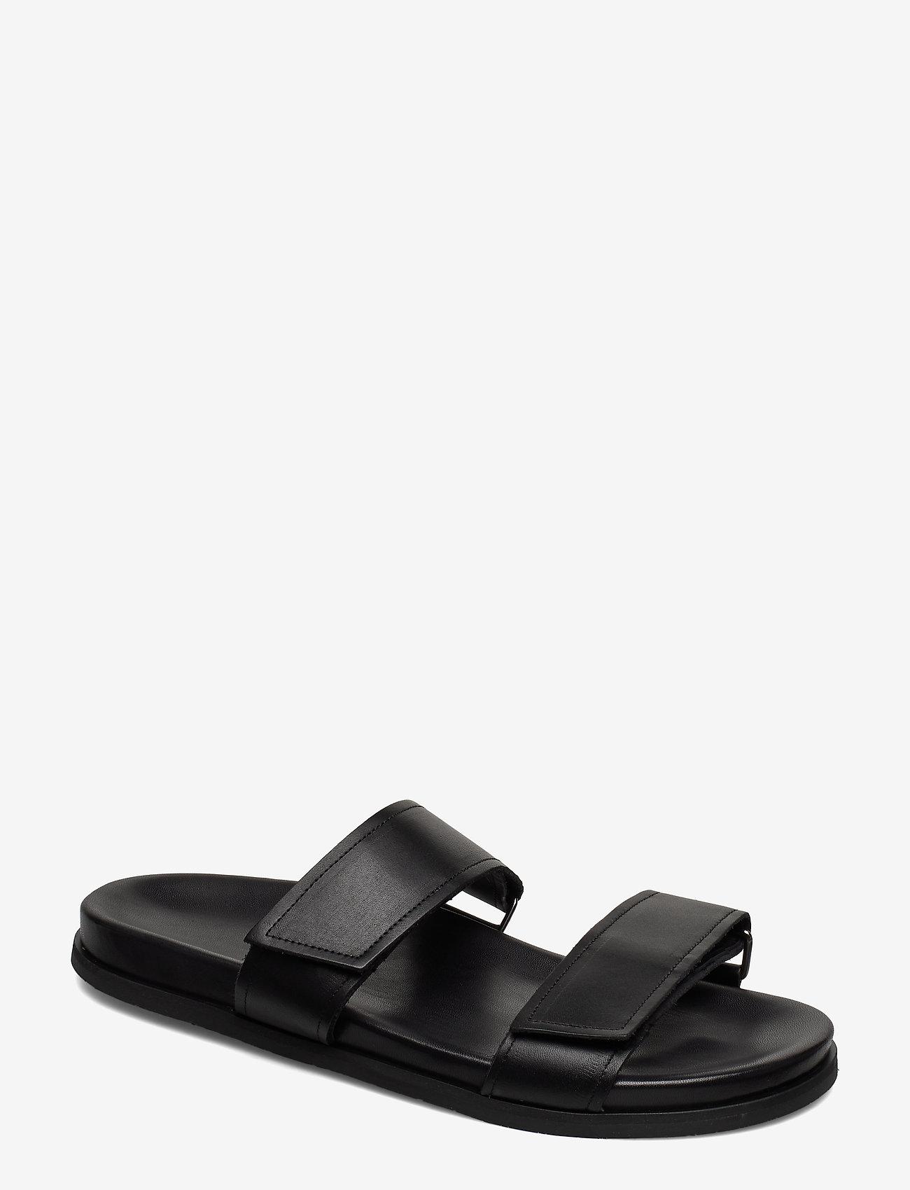 Royal RepubliQ - Route Strap Sandal - sandały - black - 0