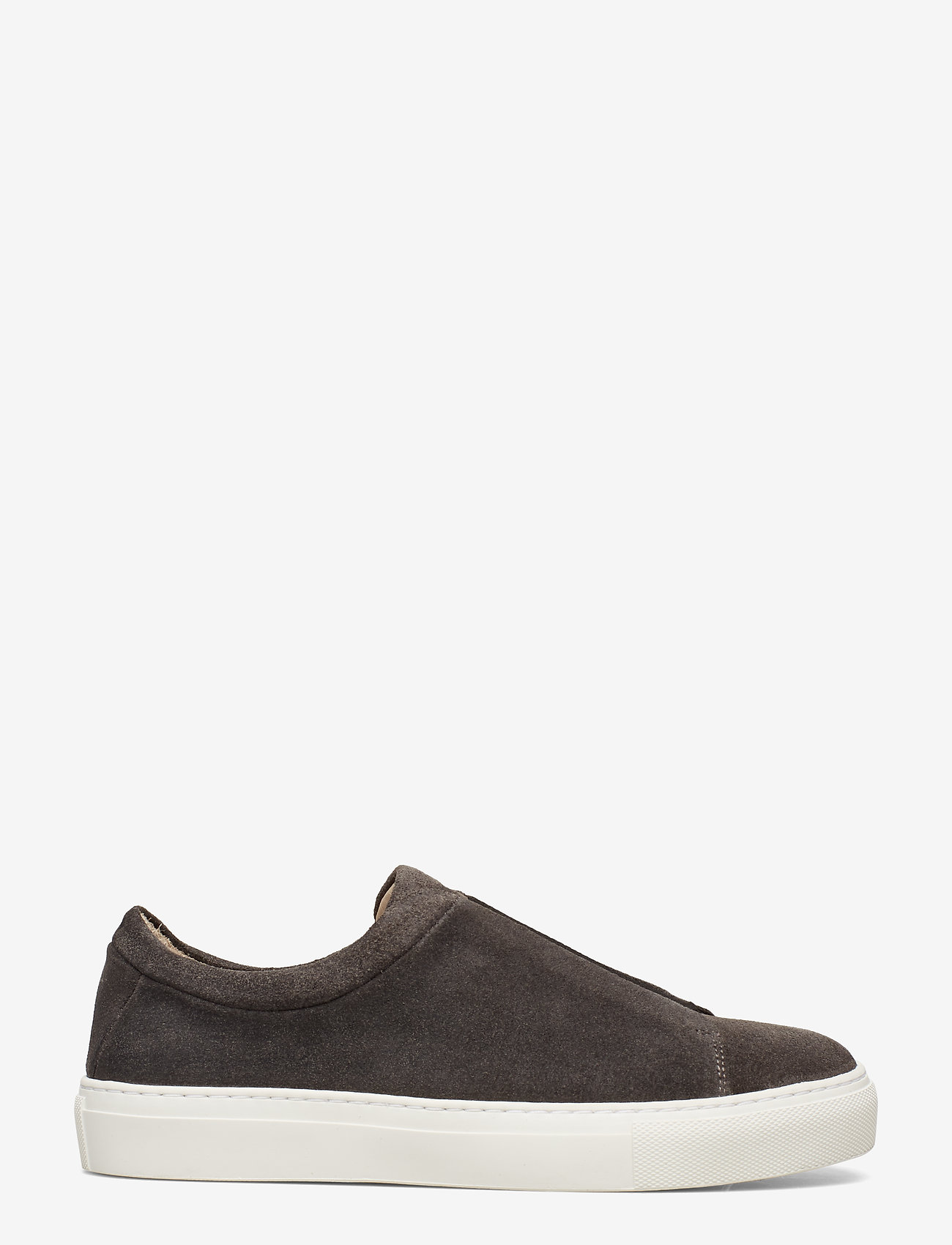 Royal RepubliQ - Elpique Derby Elastic Suede - slip on sneakers - anthracite
