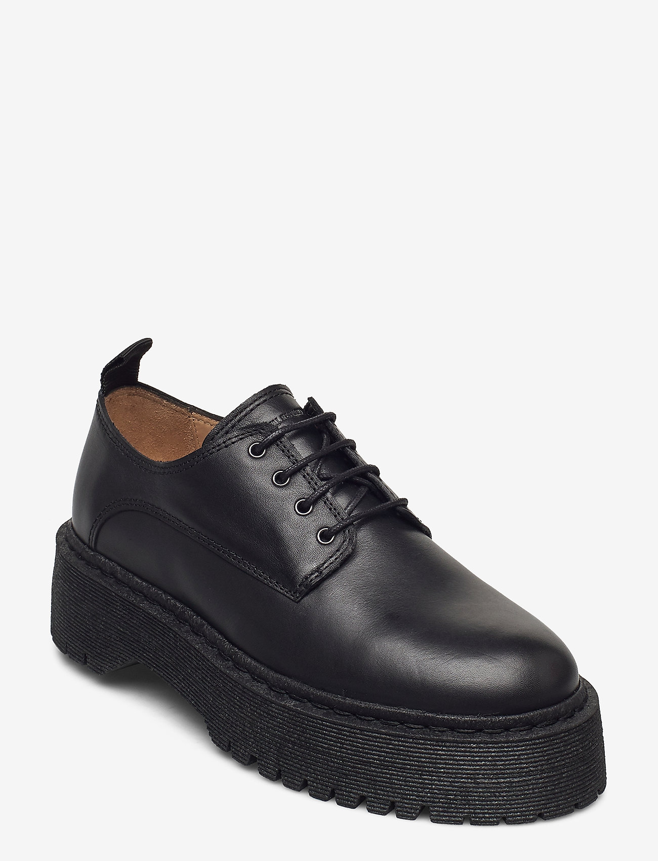 Royal RepubliQ - Command Derby Shoe - schnürschuhe - black - 1