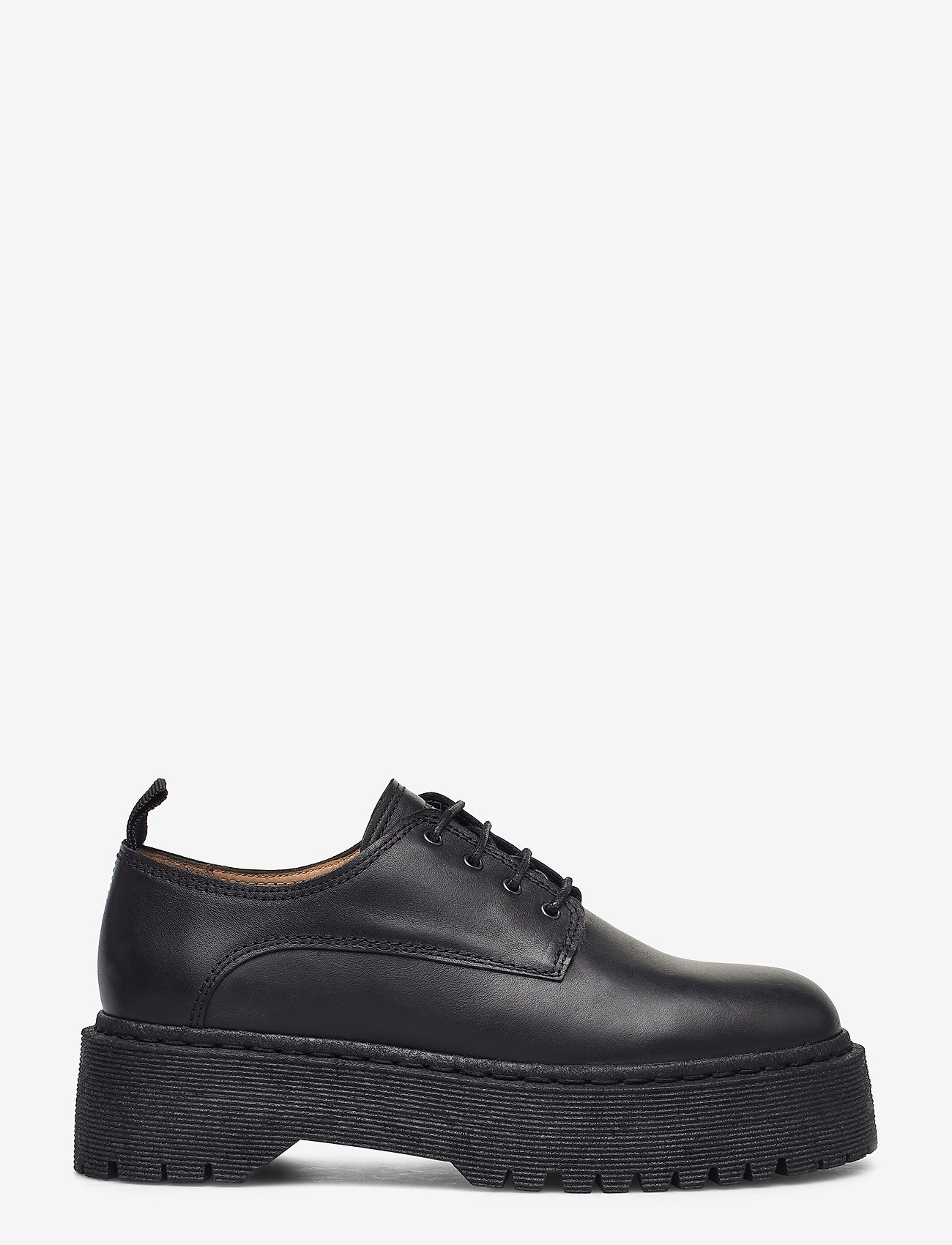 Royal RepubliQ - Command Derby Shoe - schnürschuhe - black - 0